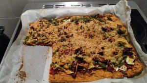 Lees meer over het artikel Havermout pizza met veel groente